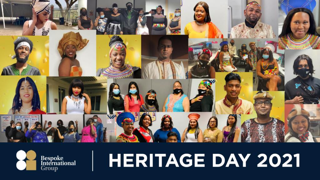 heritage day bespoke international group team latest news culture appreciation